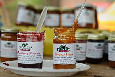 pumpkin-butter-preserves-jam-farmers-market-jackson-heights